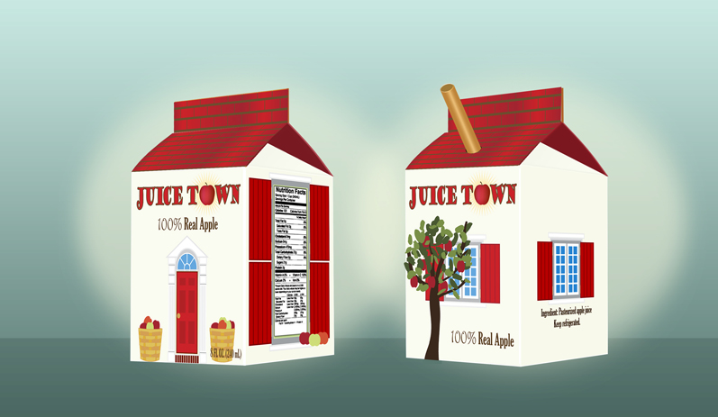 Juice Town (apple)