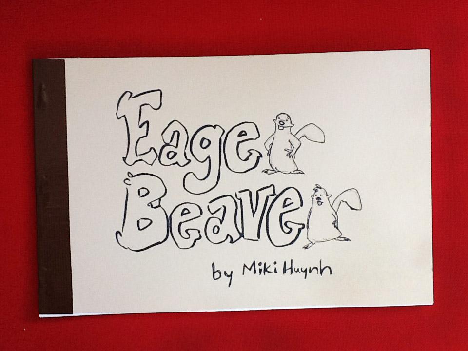Eager Beaver cover