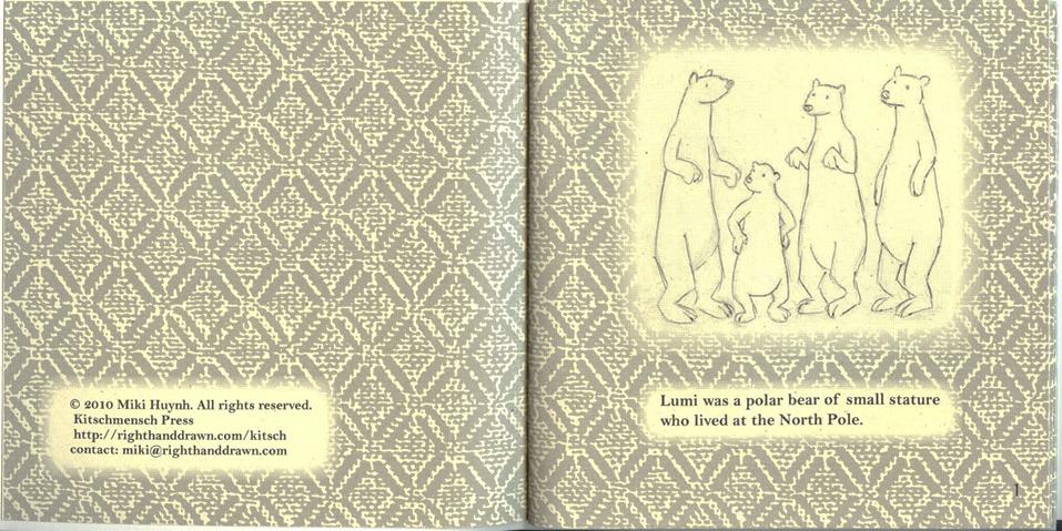 Lumi page 1