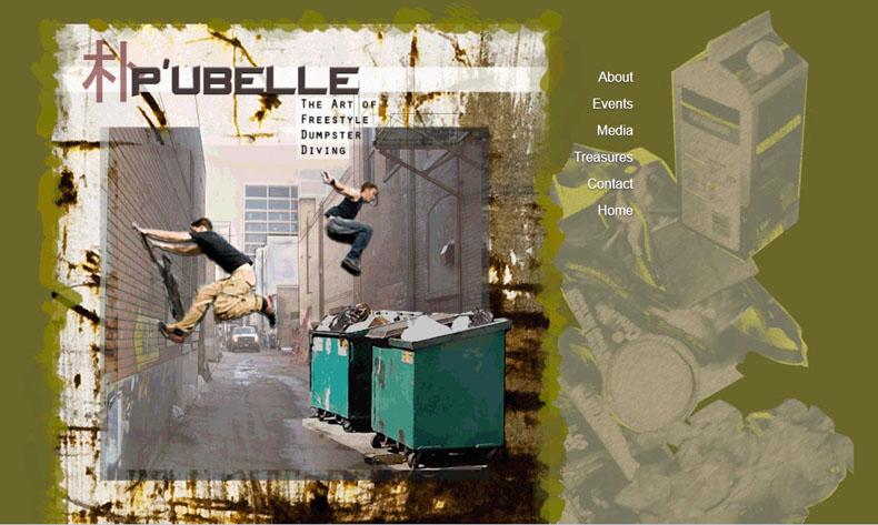 Website: P'ubelle