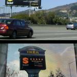 Scout billboards