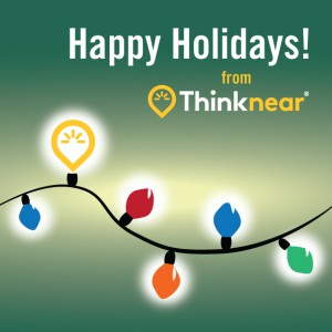 Thinknear holiday greeting